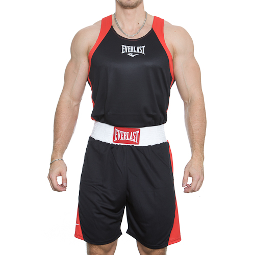 Everlast Competition Outfit Set BK.RD