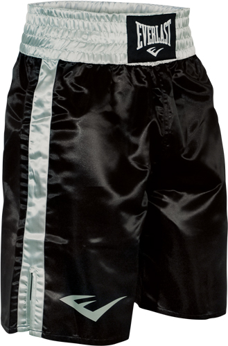 Everlast Boxing Trunks BK.SV