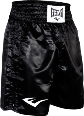 Everlast Boxing Trunks BLACK
