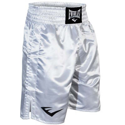 Everlast Boxing Trunks WHITE