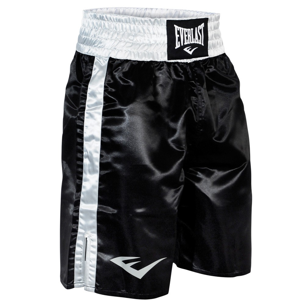 Everlast Boxing Trunks BK.WH